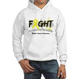 Fight Bladder Cancer Cause Hoodie