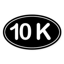 10K *black* Decal