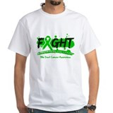 Fight Bile Duct Cancer Cause Shirt