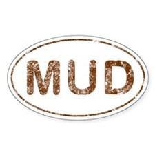 Mud Run Decal