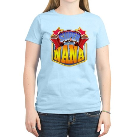 Super Nana Women's Light T-Shirt