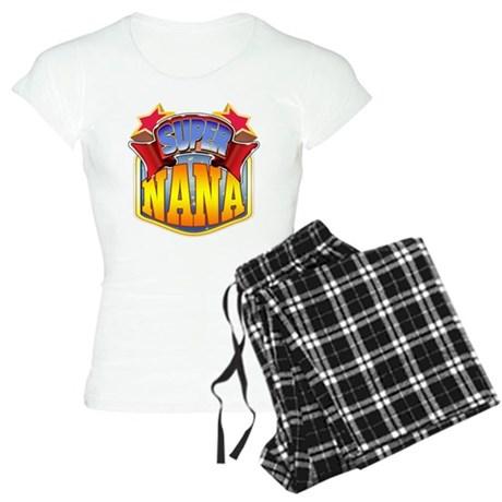 Super Nana Women's Light Pajamas
