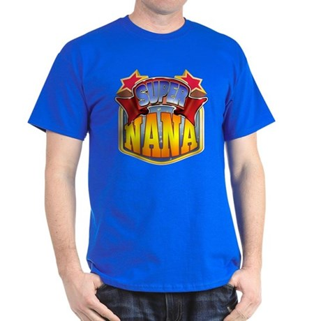 Super Nana Dark T-Shirt