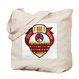 Cool Afghanistan war Tote Bag