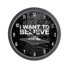 Believer Wall Clock