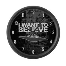 Believer Large Wall Clock