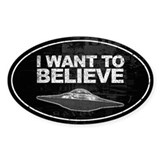 Believer Decal