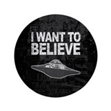 "Believer 3.5"" Button (100 pack)"