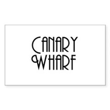 Cute Canary wharf Decal