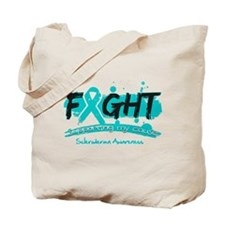 Fight Scleroderma Cause Tote Bag
