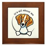 Beagle IAAM Framed Tile