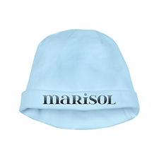 Marisol Carved Metal baby hat