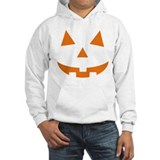 Jack O Lantern Belly Jumper Hoody