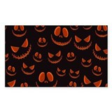 Jack O Lantern Cinch Sack