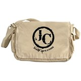 JC Brand Messenger Bag