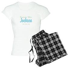 Custom Future Mrs. Pajamas