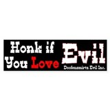 Honk if You Love Evil