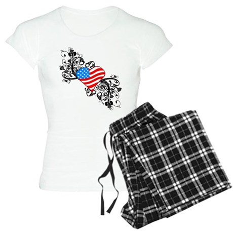 4th Of July / Independence Da Women's Light Pajama
