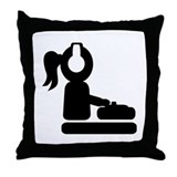 Djane Throw Pillow