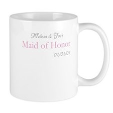 Custom Maid of Honor Mug