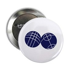 "Boule petanque 2.25"" Button (100 pack)"