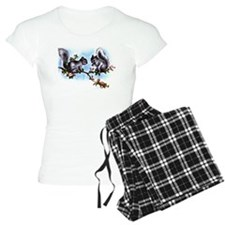 SQUIRRELY SQUIRRELS pajamas