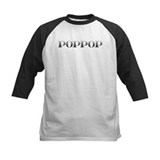 PopPop Carved Metal Tee
