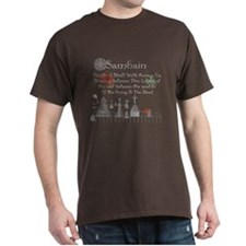 Samhain Halloween T-Shirt