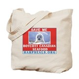 Save the Seals! Tote Bag
