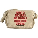 First World Problems Messenger Bag