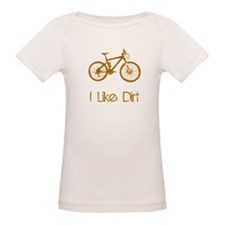 I Like Dirt Bike Tee