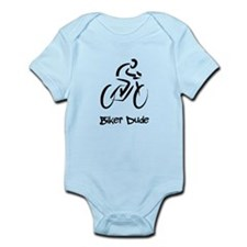 Biker Dude Infant Bodysuit