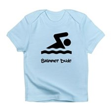 Swimmer Dude Infant T-Shirt