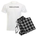 Sullivan Carved Metal Men's Light Pajamas
