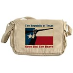 Republic of Texas Messenger Bag