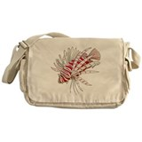 Lionfish Messenger Bag