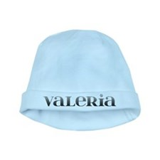 Valeria Carved Metal baby hat