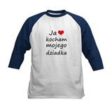I love MY Grandpa (Polish) Tee