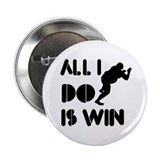 "All I do is Win Sumo 2.25"" Button (100 pack)"