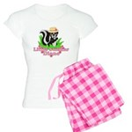 Little Stinker Diane Women's Light Pajamas