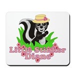 Little Stinker Diane Mousepad