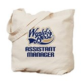 Assistant Manager Gift Tote Bag