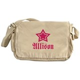 Star Allison! Messenger Bag