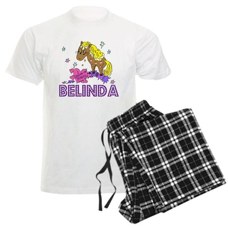 I Dream of Ponies Belinda Men's Light Pajamas