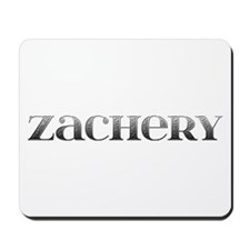 Zachery Carved Metal Mousepad