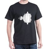 Mandelbrot Set Tee Shirt