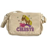 I Dream Of Ponies Celeste Messenger Bag