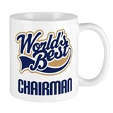 Chairman Gift Mug