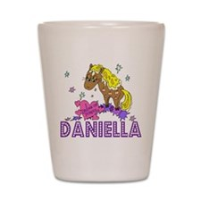 I Dream Of Ponies Daniella Shot Glass