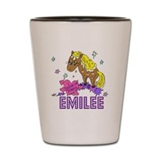 I Dream Of Ponies Emilee Shot Glass